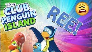 HAS CLUB PENGUIN ISLAND A S C E N D E D ?