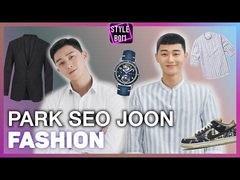 Gu thời trang đa dạng của nam thần dòng phim tình cảm hài Park Seo Joon   FASHION