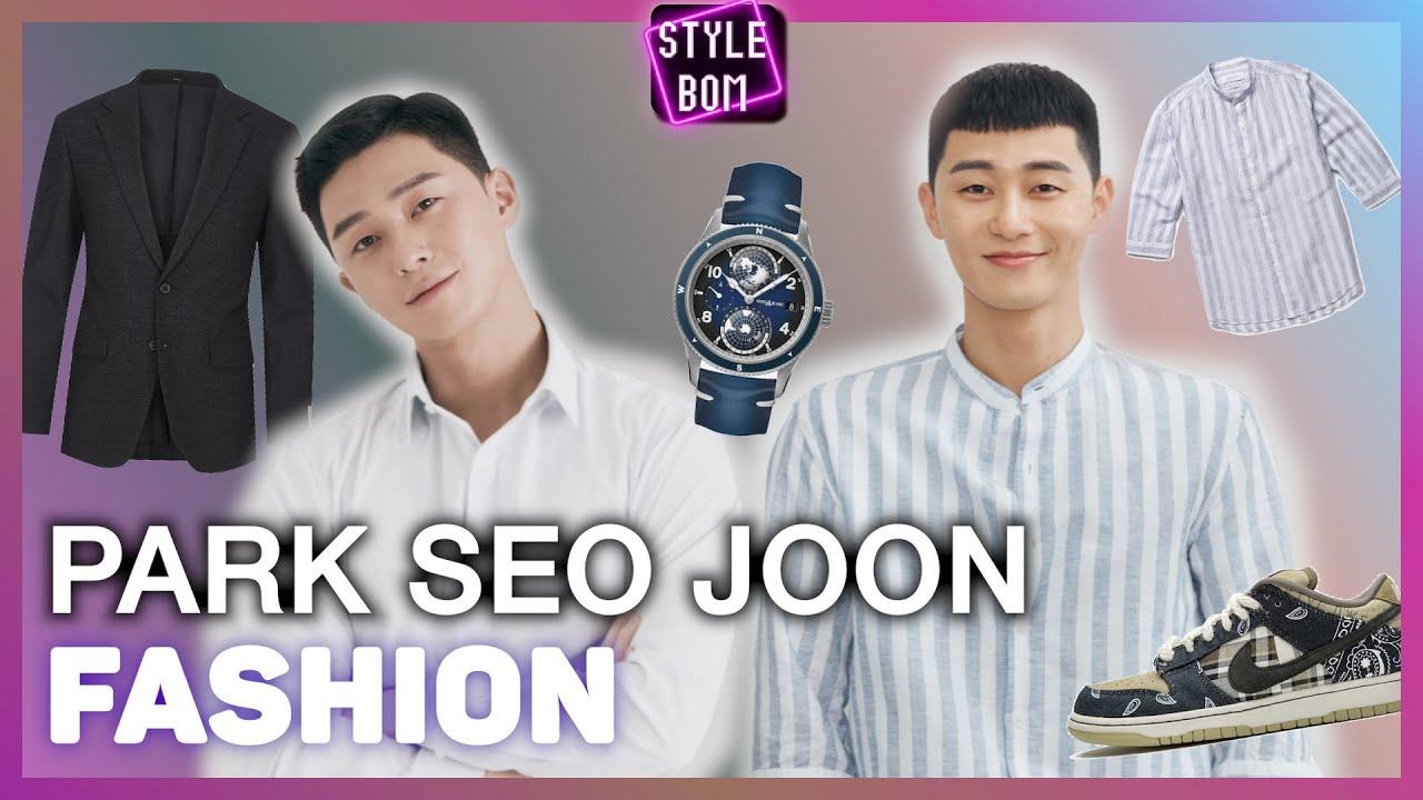 Gu thời trang đa dạng của nam thần dòng phim tình cảm hài Park Seo Joon   FASHION   Tổng quát những thông tin nói về gu thoi trang nam chính xác