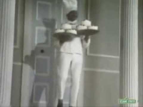 The Sesame Street Baker Pratfalls * 1-10 (June 1969)