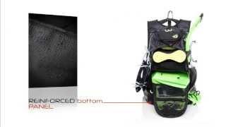 Arena Fastpack 2.0 - One Backpack, Multiple Sports!