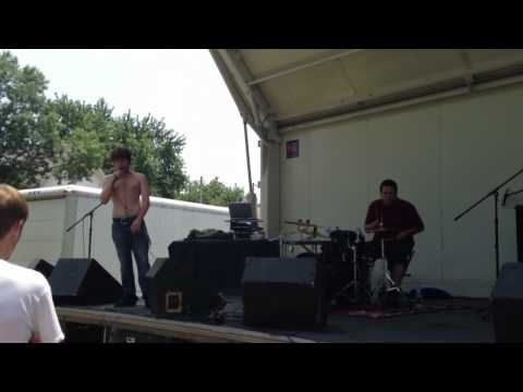 "The Omniscient Troubadours performing the song ""Stumble"" live at Saturday In The Park in Sioux City, IA"