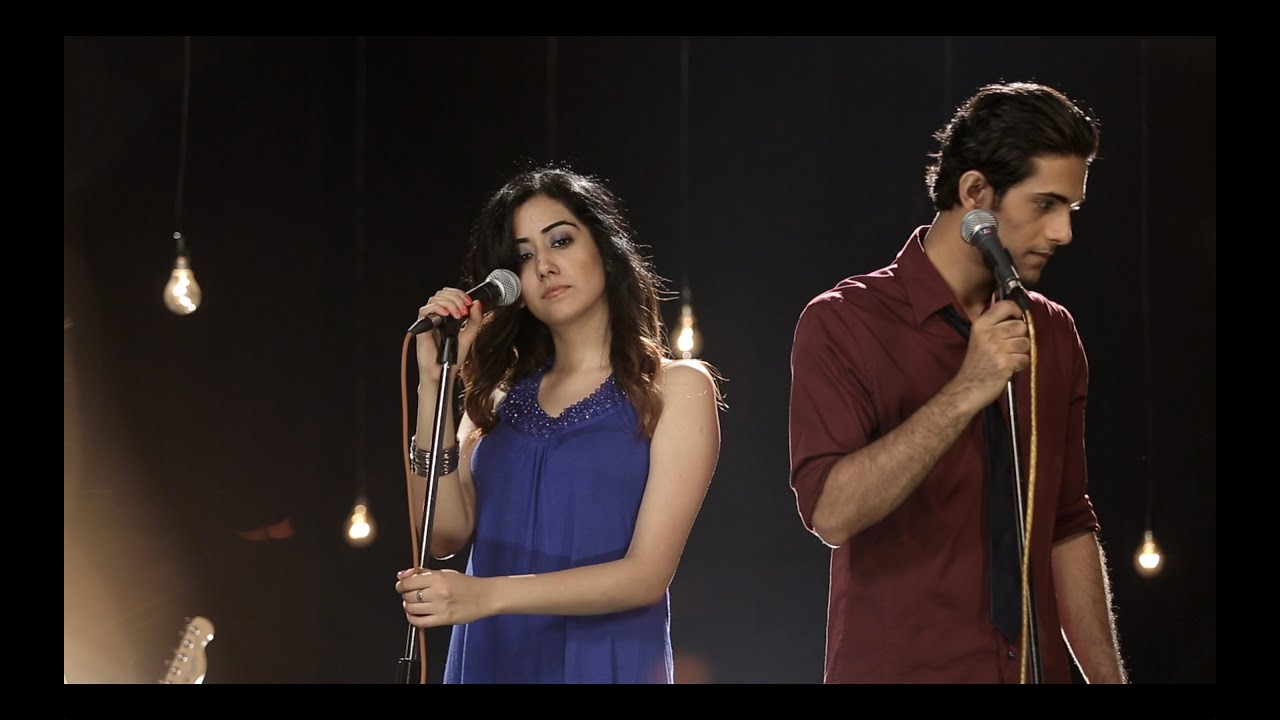 Tum Hi Ho Acoustic Cover Aakash Gandhi Ft Sanam Puri Jonita Gandhi Samar Puri Youtube