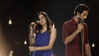 Repeat youtube video Tum Hi Ho (Acoustic Cover) -- Aakash Gandhi (ft. Sanam Puri, Jonita Gandhi, & Samar Puri)