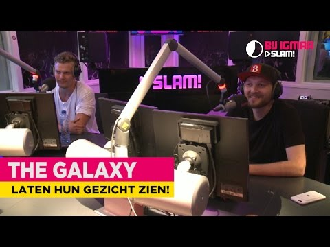 Arjen Lubach & Sacha Harland zijn DJ-duo The Galaxy!   Bij Igmar