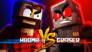 BOXING MATCH VS GRASER | The Deep End Minecraft SMP #56