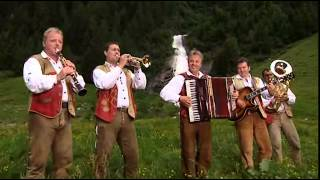 German Folk Music - Goldried Quintett