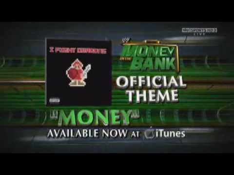 WWE Money in the Bank 2010 Official Theme (I Fight Dragons) Avaible Now Itunes HD