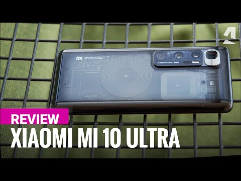 Xiaomi Mi 10 Ultra full review