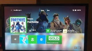 How to create a (Xbox one) account