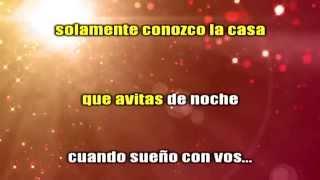 RAFAGA - Muero de Frio - KARAOKE OFICIAL CALAMUSIC - COMPLETO