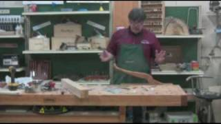 Iwasaki Carving Files With Charles Neil Presented By Woodcraft