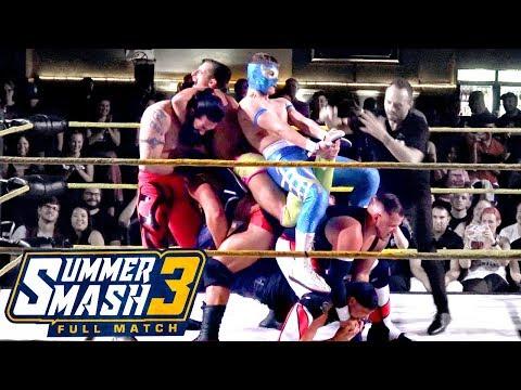 FULL MATCH — GWF Loserweight Title Match (6-Way Reverse Elimination Match)