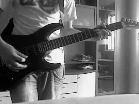 Muse - Citizen Erased Guitar Cover