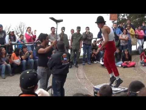 Impresiones en el Ávila -Caracas-