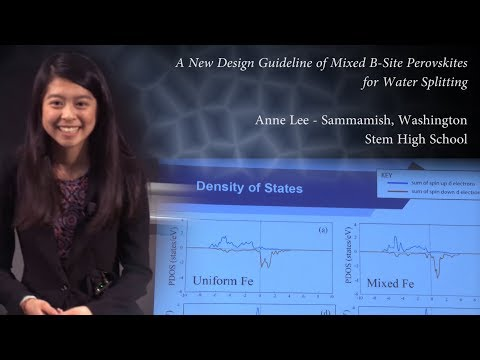 Anne Lee - 34th Annual RSI Final Oral Research Presentations (2017)