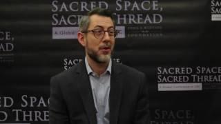 Sacred Space, Sacred Thread David Albertson