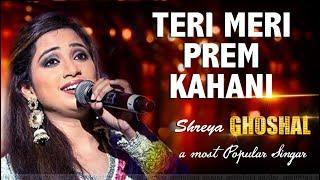 Download Video Teri Meri Prem Kahani - Bodyguard || Salman khan || Live Song Shreya Ghoshal MP3 3GP MP4