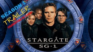 STARGATE SG-1 Season 1 Fan Trailer - Created by Cyril aka MacPhoenix82