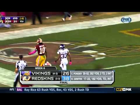 Robert Griffin III 2012-13 highlights (Clear Eyes Full Hearts)