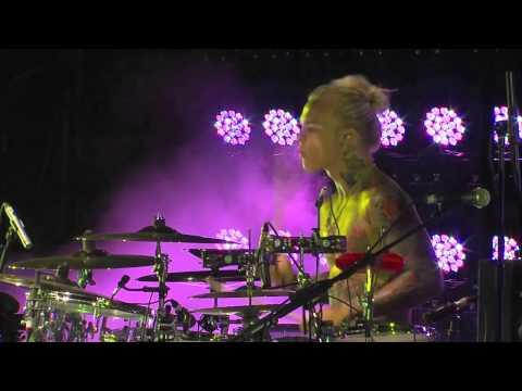 Placebo Live - Teenage Angst @ Sziget 2012