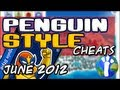 Club Penguin: June 2012 Penguin Style Clothing Catalog Cheats