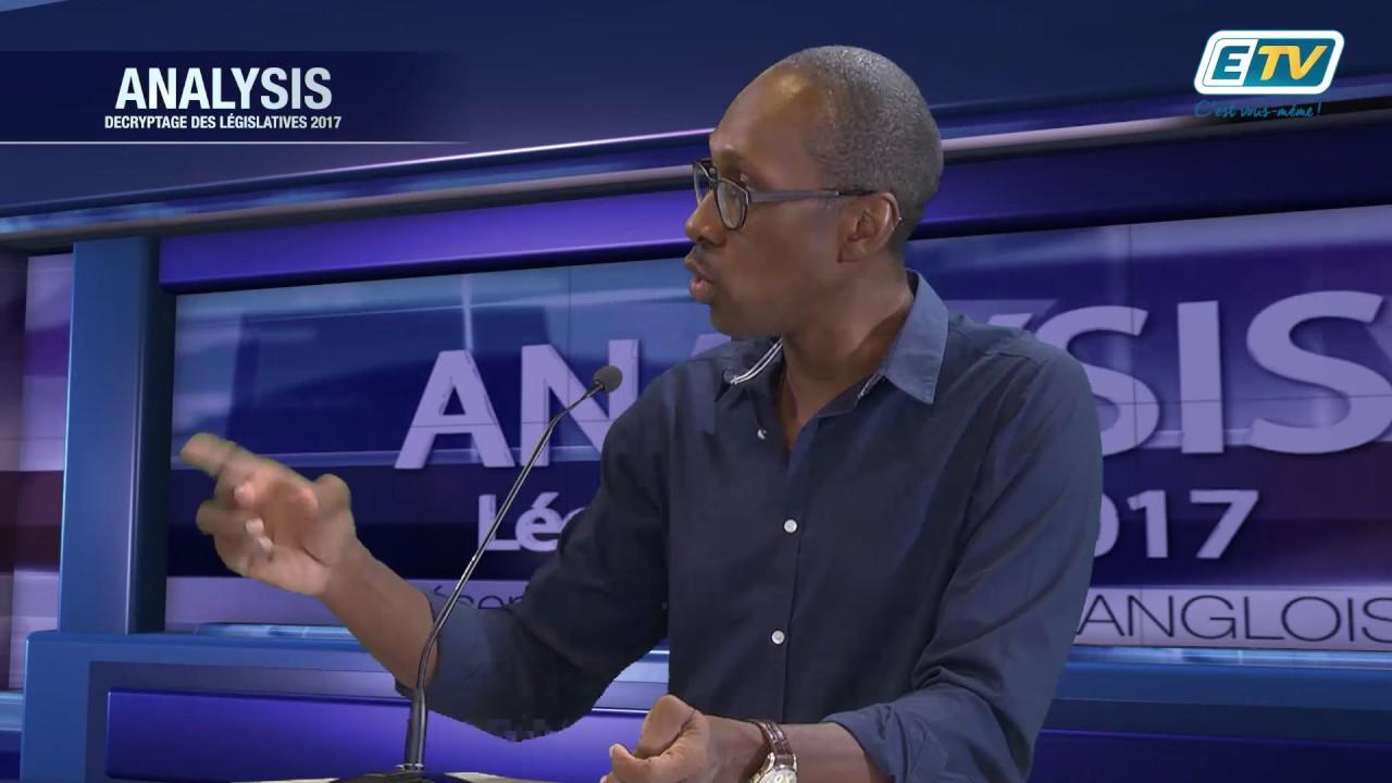 Analysis : 1er tour des législatives - partie 1