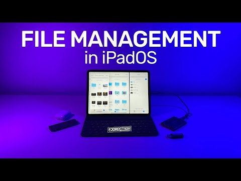File Management On IPad: Better Than Ever For Productivity (IN-DEPTH)