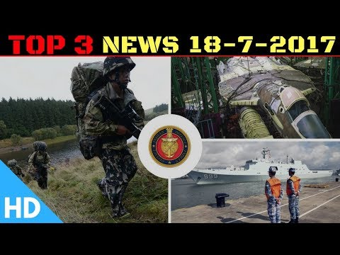 Top 3 Latest Headlines : Indian Defence Updates : Chinese Base Djibouti, 5th Gen Opportunity India