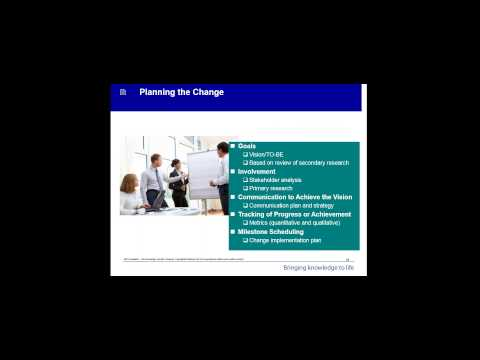 Achieving Organisational Goals - Webinar