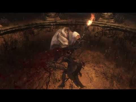 Bloodborne - найден босс, удалённый из игры