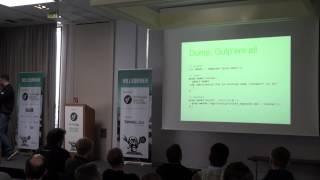 SymfonyLive Berlin 2014 - Armen Mkrtchyan - Life on the edge between AngularJS and Symfony2