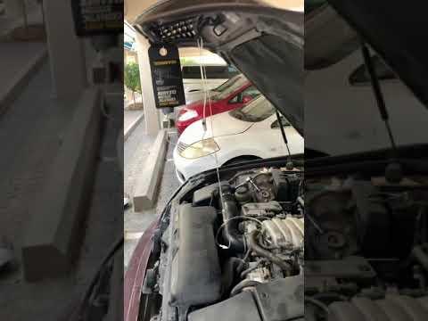 Mannol Catalytic Converter Cleaner for Lexus LS 430كيفية تنظيف مصفات البيئة في سيارة ليكزس 430