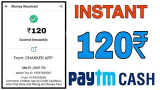 New Earning App || Paise Kaise Kamaye ||Paytm Cash Instant || Installpe payment Proof