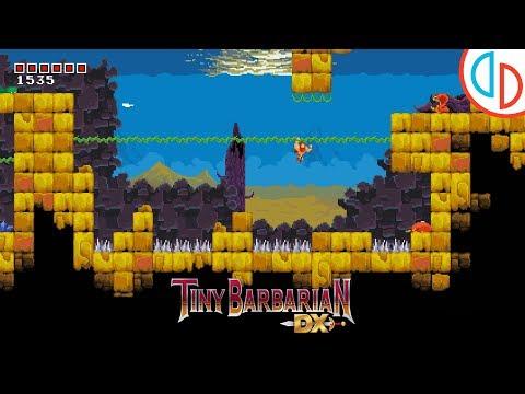 Tiny Barbarian DX - yuzu Emulator 26 10/23/2019 Build [1080p] - Nintendo Switch - 동영상