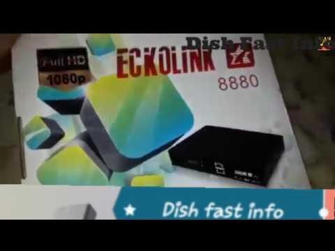 आ गया नया ECKOLINK 8880 HD RECEIVER