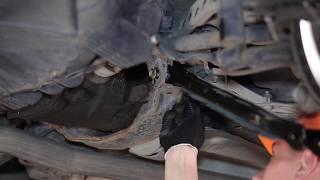 Cómo cambiar brazo inferior delantero en BMW X3 E83 INSTRUCCIÓN | AUTODOC