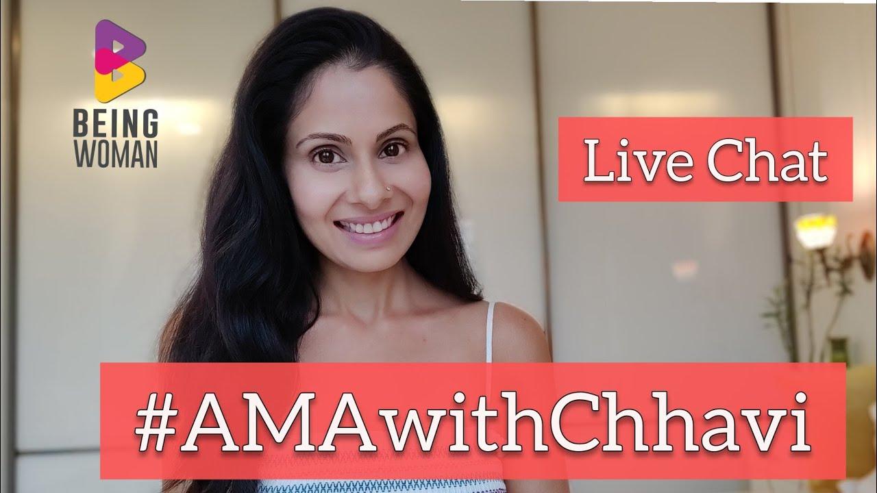 #AMAwithChhavi