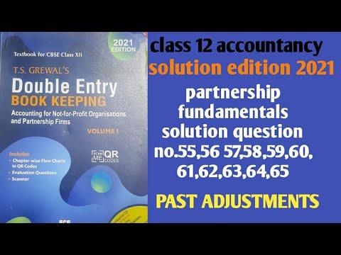 Download ts grewal book solution | class 12 edition 2021| P. F.Q.no. 55,56,57,58,59,60,61,62,63,64,65