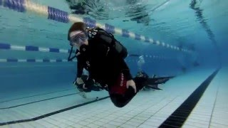 Diving Down Syndrome - Inclusive Dive Training