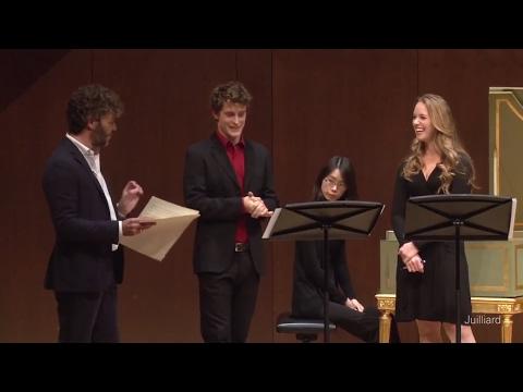 Jakub Józef Orliński, countertenor & Angela Vallone, soprano | Pablo Heras-Casado Master Class