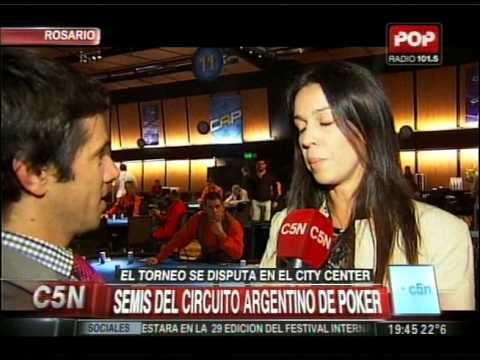 C5N - SEMIS DEL CIRCUITO ARGENTINO DE POKER