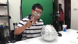 為什麼結果是yummy爸爸在敲吃貨們的铝球啊? 都敲到爸爸的手指了啦 親子樂園玩具開箱 thumbnail