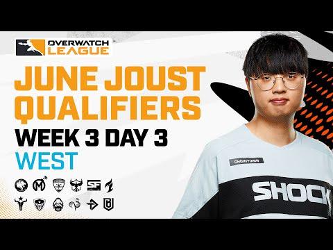 Overwatch League 2021 Season | June Joust Qualifiers | Week