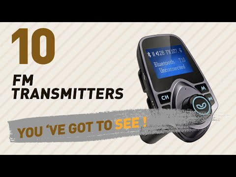 Mp3 Player Accessories - Fm Transmitters, Best Sellers 2017 // Amazon UK Electronics
