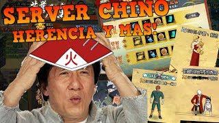 Server Chino! Herencia y paneles WTF /Naruto Online