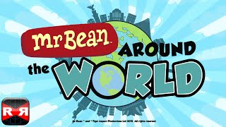 Mr Bean - Around The World (By Endemol Games) - iOS / Android - Gameplay Video