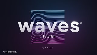Photoshop & Illustrator Tutorial | Waves by Swerve®