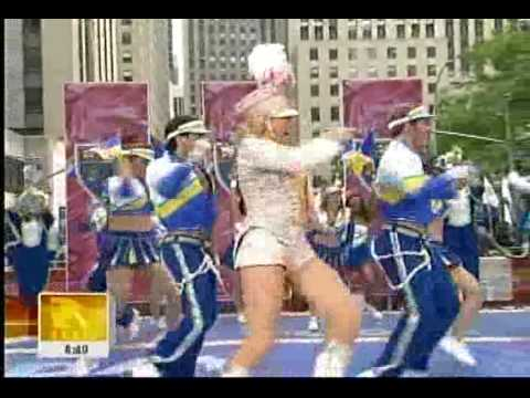 Legally Blonde What You Want (Today Show 6-13-07)