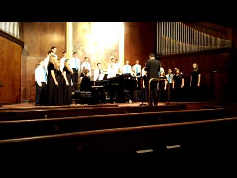 Lake Orion Baptist School Choir 1